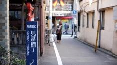 【飯田橋・神楽坂】お写んぽ日和 �E 〜見番横丁〜