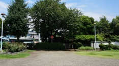 吉原の住吉公園