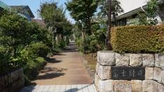 富士緑道をお散歩