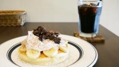 Moani Keala(モアニケアラ)のパンケーキ
