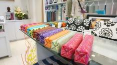 質の良いカンボジアシルク専門店がオープン!