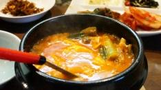 おかずが多い韓国ランチ イモネチップ