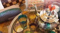 ジャマルさんのモロッコ雑貨展示販売@カフェ・ムシカ