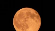 おひつじ座満月間近です