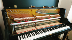ピアノレッスン in マンハッタン