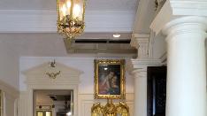 イタリア館・プラトン装飾美術館 1階