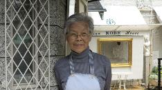 この方こそ 本物の神戸北野のマダム