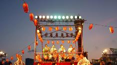 こうべ海の盆踊り2013 〜ミルミルさんレポート〜