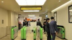 JR中央線 国立駅新改札 nonowa口 オープン!