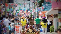【9/10】国立市北区商店会ワイワイ祭