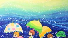 10月の星占い by 星読みちえの「惑星ノート」 イラスト:ACOBA