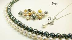 【12/2・3】真珠専門メーカー「シャガパール」特別展示会&新作発表会