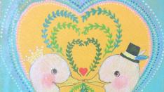 1月の星占い by 星読みちえの「惑星ノート」 イラスト:ACOBA