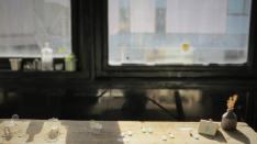 matsurica+h.hitomi glass&metal atelier shop