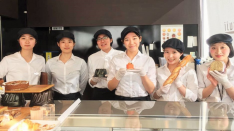 アトリエ 辻 東京 スイーツ・焼き菓子・パン 今年度ラスト販売!