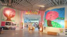 第10回桜コンシェルジェ展@花みどり文化センター