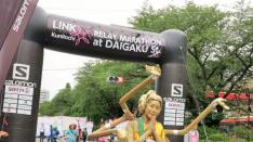 【レポ】LINKくにたち2017 リレーマラソン 楽しいランナー篇