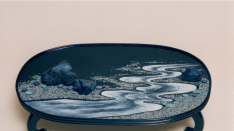 「石州流盆石(せきしゅうりゅうぼんせき)の世界」第二回展