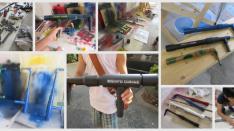 【7/29・8/1・20】塩ビ管で作る本格!手づくり水鉄砲!
