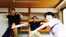 【平日朝8時】「ラジオ体操しよう!」国立五天