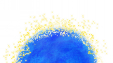 8月の星占いby星読みちえの「惑星ノート」 イラスト:ACOBA