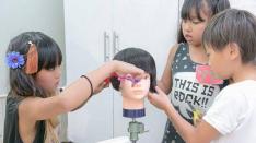 【8/25】キッズ体験イベント「夢美容室」@CARINA