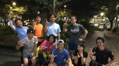 国立ランニングクラブ SRC(Sante Running Camarade)