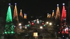 ☆Merry Christmas!☆大学通りイルミネーション2017