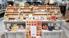 「多摩、ていねいな手仕事とこだわりの贈り物展」伊勢丹立川店にて2/6まで開催中!