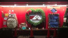 サンタトトロ登場!たましんクリスマスディスプレイ2018