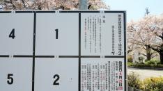 【4/21(日)投票日】国立市議会議員選挙 期日前投票は4/15(月)から