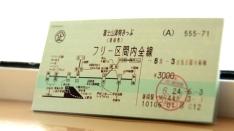 富士山満喫きっぷでフェリーの旅【前編】