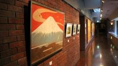 日本画・水彩画展 —駅 から はじまる—