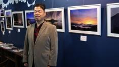 「富士山のある風景」個展へ行ってきました(^^)