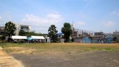 小学校に隣接・地域密着の公園(^^)