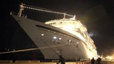 豪華客船『飛鳥II』寄港(^^)