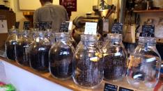 自家焙煎珈琲豆販売店トリセンコーヒー♪