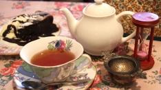 手づくりケーキと紅茶のお店(^^)