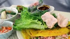 ベトナム料理で野菜をた??っぷり(≧▽≦)